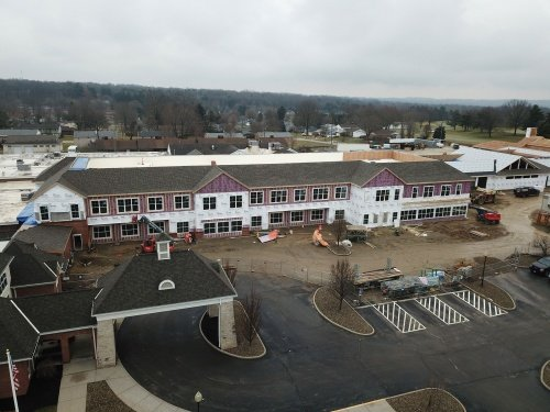 West View Healthy Living Construction Update 2019