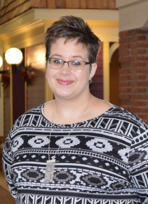 West View Healthy Living Unit Member Amanda McDuffie